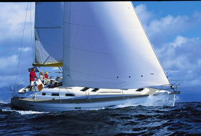oceanis393clipper